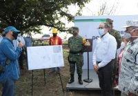 Gobernador entrega terrenos para instalaciones de la Guardia Nacional