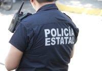 Policías estatales arrestaron a cuatro sujetos en posesión de droga