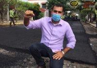 Rafael Mendoza: 50 calles serán rehabilitadas en el municipio de Cuauhtémoc