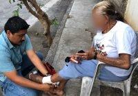 En Cuauhtémoc gobierno municipal de Rafael Mendoza continua programas de atención medica gratuitos.