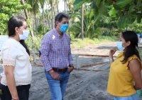 Supervisan autoridades municipales obras hidráulicas, en proceso, en beneficio de los tecomenses.