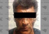 En Manzanillo, Fiscalía detiene a hombre por posesión de arma y droga