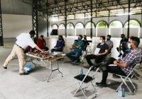 Brinda Ayuntamiento de Colima y la CMIC, taller de electricidad sin costo