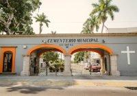 Panteón Municipal de Colima permanecerá cerrado los días 1 y 2 de noviembre