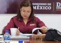 Confirman renuncia de Indira Vizcaíno; la sustituye Guadalupe Solís