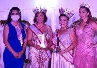 La Asociación Contra el Cáncer Tecomense tiene nueva reina, coronaron a Rocío de la Cruz