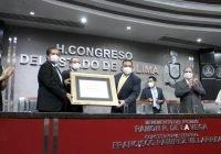 Reconoce el Congreso del Estado 80 años de la universidad de Colima