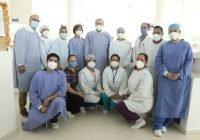 Reconoce Gobernador trabajo del cuerpo médico del Centro Estatal de Hemodiálisis