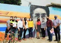Devela IEE Colima mural y placa por el 67 aniversario del voto de las mujeres en México; refrenda su compromiso de seguir trabajando hacia la igualdad sustantiva