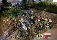 Vecinos del fraccionamiento Rinconada del Pereyra, reportan lote baldío en situación de basurero