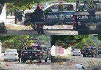 """En Tecomán detienen a dos sujetos y aseguran vehículo que participó en el """" levantón """" del elemento de la GN"""