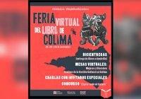 ¡Colima tiene feria virtual del libro!