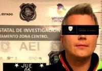 Exlíder nacional juvenil del PRI es detenido por el presunto desvió de 2.6 mdp con César Duarte