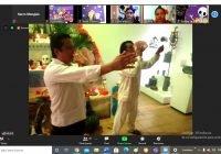 Celebra Estancia Infantil Día de Muertos virtual