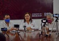Gobierno de México dispersa en colima 214.5 MDP, Este mes de noviembre: Guadalupe Solís