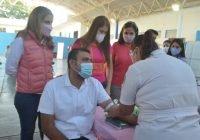 Destaca alcalde Rafael Mendoza la importancia de la prevención de la salud.