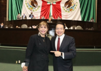 Con Mario Delgado en la presidencia de Morena, inicia una nueva y promisoria etapa en el partido, en el país y en Colima: Claudia Yáñez