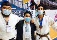 Atletas de la UdeC ganan medallas de oro y bronce en Campeonato Panamericano de Judo