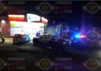 Asaltan kiosko en avenida Tecnológico en Colima; se llevan entre 5 y 6 mil pesos