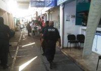 3 choques y 46 personas detenidas saldo del fin de semana en Tecomán