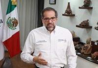 Gobernador solicita al Presidente  dialogar sobre recursos para Colima