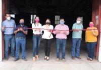 Inauguran centro de acopio segalmex en Ixtlahuacán