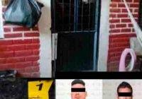 En Coquimatlán, dos personas detenidas y droga asegurada al ejecutar un cateo