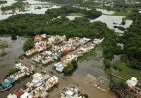 Inundaciones en Tabasco han dejado 6 muertos y más de 148 mil personas afectadas