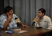 Mi prioridad es la ciudadanía de Manzanillo: Carlos Olivar