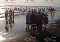 Desaparece jovén veracruzano en las aguas marinas de Cuyutlán