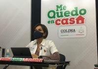 Sigue Colima en semáforo naranja: Leticia Delgado