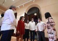 Inauguran Gobernador y Secretario de Hacienda Centro Estatal de Alto Rendimiento de Ajedrez