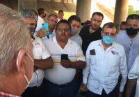 Inconformidad de taxistas debe resolverse en el Congreso de Colima