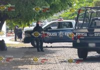 Moto sicarios intentan ejecutar a un hombre en el Mirador de la Cumbre, Colima
