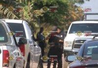 En Tecomán, asaltan y lesionan el cuello con arma blanca a taxista de Armería