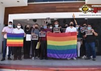 Presentan Frente en Defensa de Derechos LGBT+; exigen al Congreso prohibir terapias de conversión