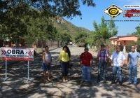 Chava Bueno arranca construcción de pavimento asfáltico en Coalatilla