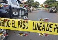 Asesinan a un hombre en la colonia El Garcero, en El Colomo