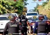 Localizan a un ejecutado en el libramiento Playa de Oro, en Manzanillo