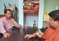 Omar Cárdenas buscará ser Diputado Local por Tecomán