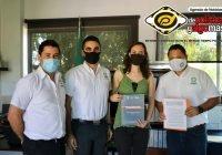 INJU Y Colegio Gandhi firman convenio de colaboración