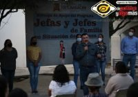 Entrega Carrasco apoyo a jefas y jefes de familia