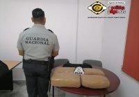 En central de Manzanillo, Guardia Nacional decomisa maletas con mariguana
