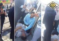 Salió a vender tamales; elementos de la Fiscalía de Guanajuato lo arrestan y asfixian