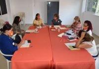 Azucena López Legorreta encabeza reunión interinstitucional contra la violencia familiar y de género