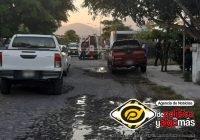 Moto sicarios ejecutan a un mecánico en el Mirador de la Cumbre III, Colima