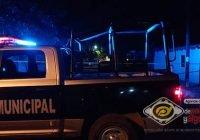 Tras riña, lesionan con cuchillo a un hombre en comunidad de Paticajo, en Minatitlán