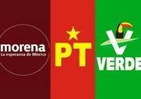 Morena iniciará negociaciones con el PT y el Partido Verde, rumbo al 2021
