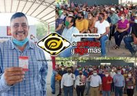 Encabeza Carlos Carrasco afiliación masiva al PT en Ixtlahuacán