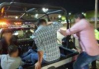 Detienen a 32 personas en León, Guanajuato, por no usar cubrebocas